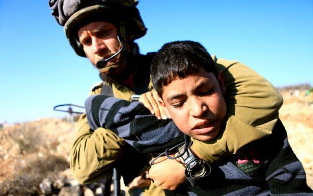 The effect of the Israeli practices and brutality on school children
