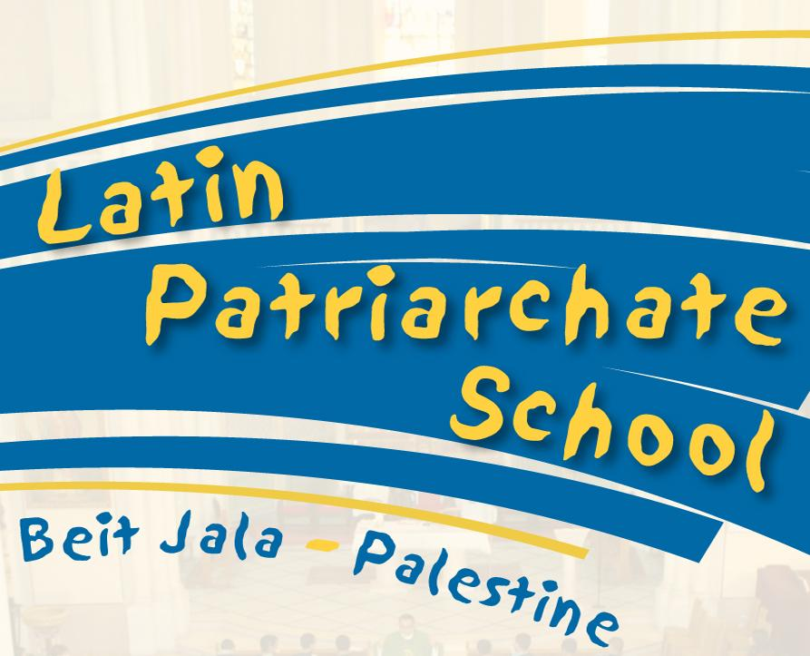 English -Latin Patriarchate School – Beit Jala - Palestine