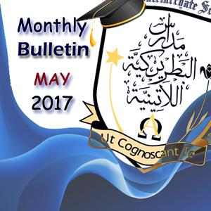 Monthly Bulletin MAY 2017