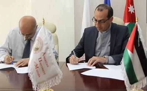 AUM signs a memorandum of understanding with the General Secretariat of Christian ...