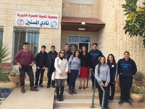 Beit Sahour: Different visits inspired by Christmas spirit