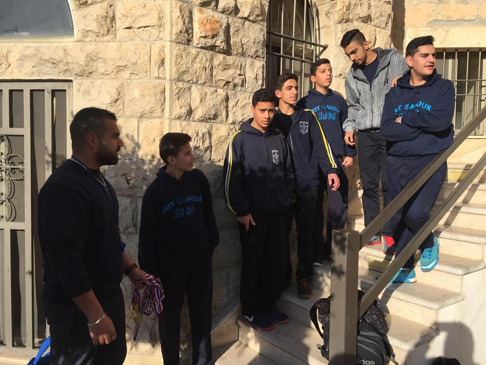 Beit Sahour organizes Basket ball league