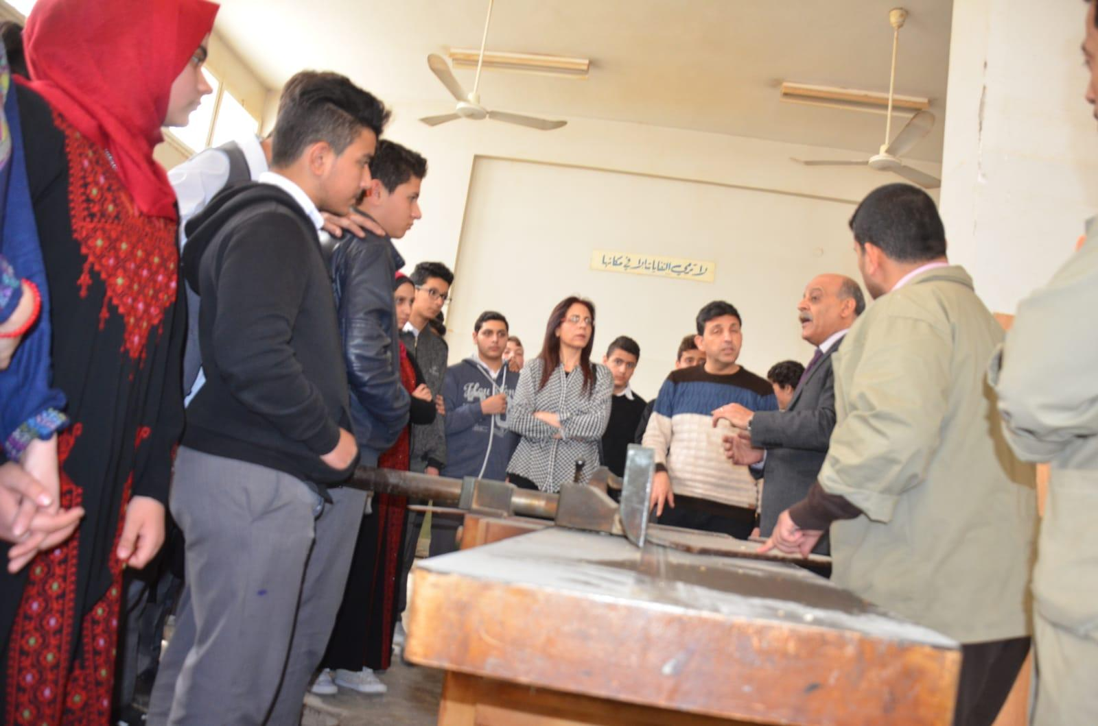 Gaza - The Holy Family: A visit to the vocational training center